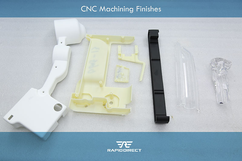Knowing Your Finishing Options for CNC Machining