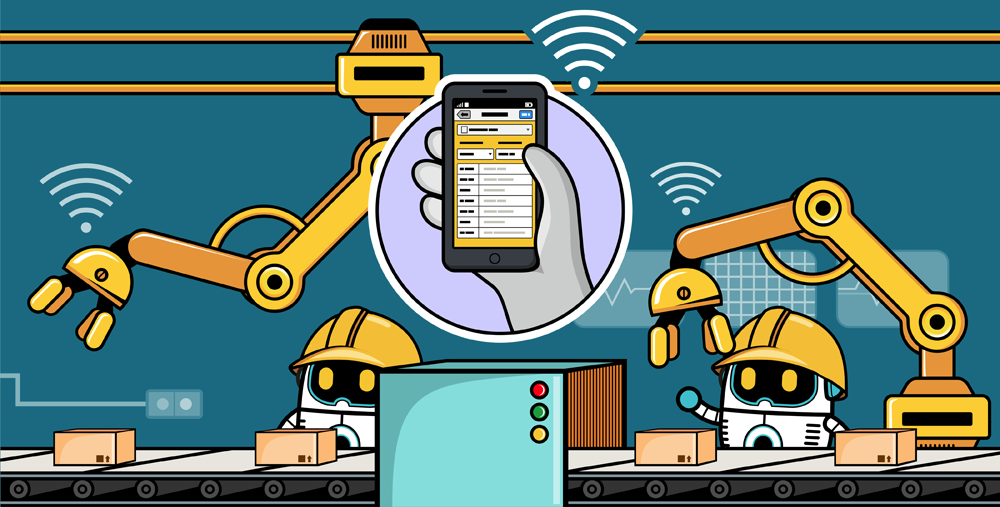 Benefits of Industrial IoT for Custom Machining