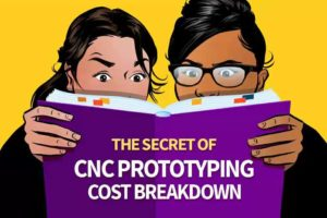 <strong>The Secret of CNC Prototyping,A Cost Breakdown.</strong><strong></strong>
