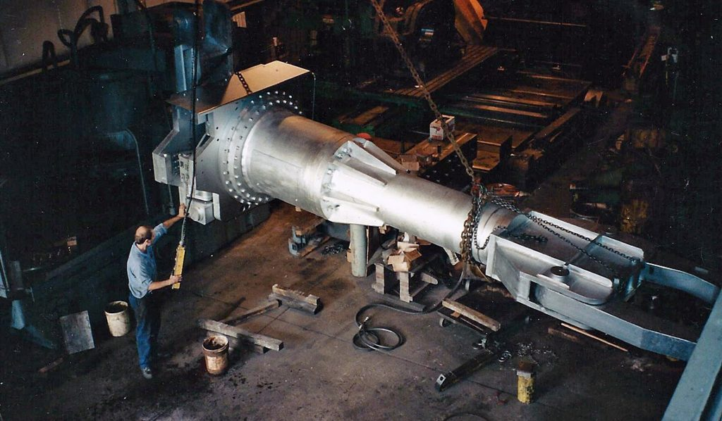 tools used in large part machining